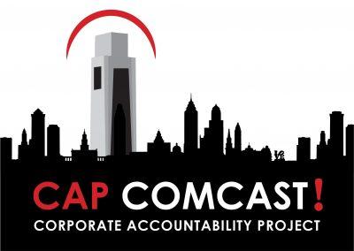 CAP Comcast Corporate Accountability Project - logo