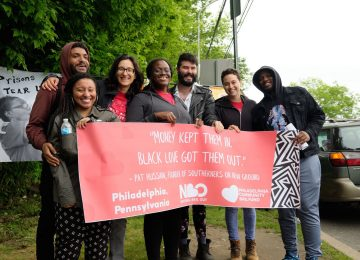 Philadelphia Community Bail Fund after a bail out